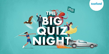 Big Quiz Night - All Souls Parish Merivale/St Albans, Christchurch tickets