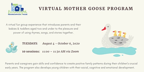 BNH Virtual Mother Goose Program,  Burnaby, BC tickets