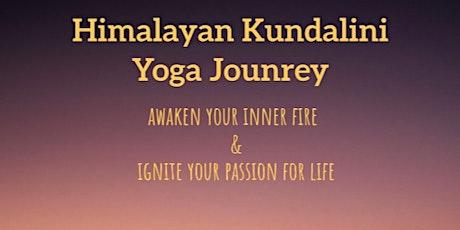 Himalayan Kundalini Yoga Jounrey tickets