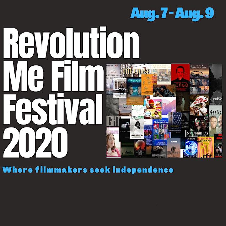 2020 REVOLUTION ME FILM FESTIVAL image