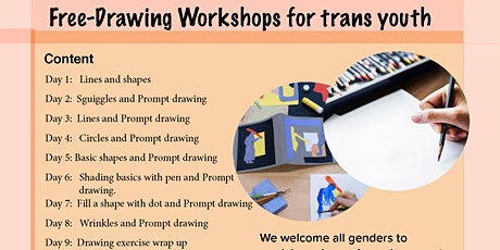 BNH Free Drawing for Transgender Youth in Burnaby, BC tickets