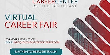 Virginia  Virtual Career Fair- Hampton Roads tickets