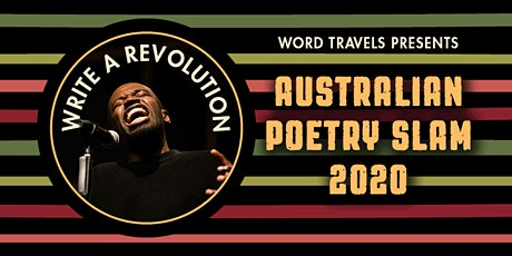 Australian Poetry Slam 2020 - Mount Druitt Heat billets