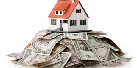 Online: Learn to earn by investing in R E from Home & not worry at home tickets