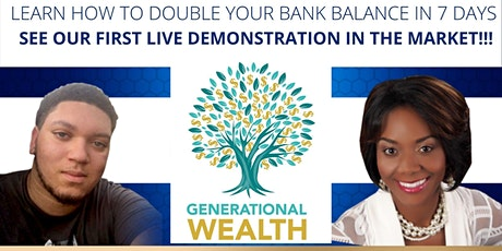 Watch replay demonstration for your 4-hr work week and double your money! tickets