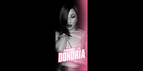 Dondria Nicole live in New Orleans tickets