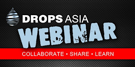 DROPS Asia Webinar - Inspections/Surveys Audits tickets
