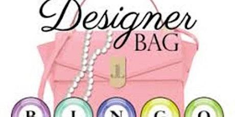 Designer Purse and Meat Basket Bingo tickets
