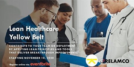 Lean Healthcare Yellow Belt tickets