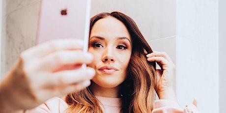 Get Social Webinar with Melbourne Hair Blogger tickets