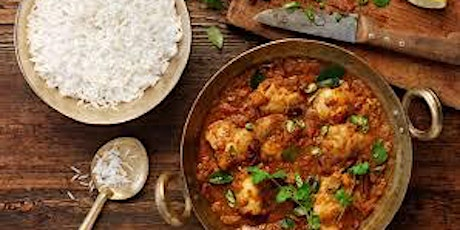 Taste of India (Virtual or In Person Class) tickets