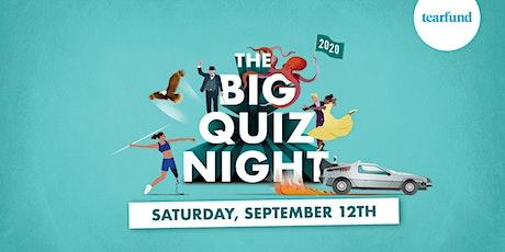 Big Quiz Night - Fowey Lodge Bible School tickets