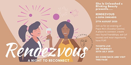 Rendezvous - A Night To Reconnect tickets