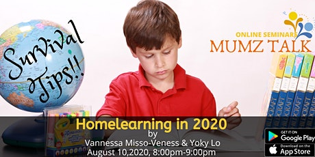 Homelearning in 2020 tickets