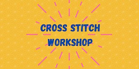 Cross Stitch Workshop tickets