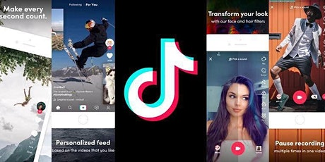 How to use Tik Tok and Live Stream for your business. tickets