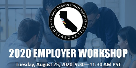 2020 Employer Workshop tickets