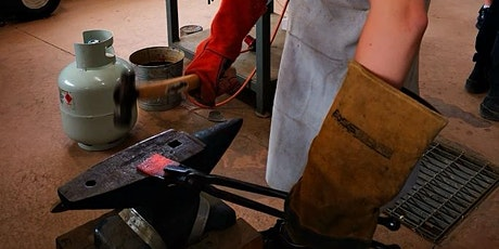Beginners'  Blacksmithing Workshop tickets