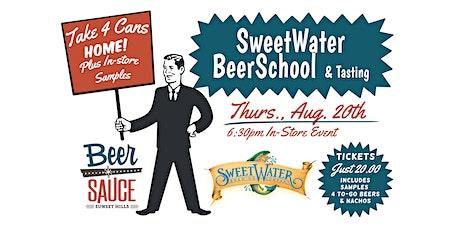 SweetWater BeerSchool tickets