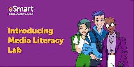 Media Literacy Lab tickets
