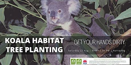 GYHD - Koala Tree Planting tickets