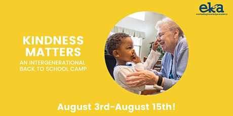 Kindness Matters Camp tickets