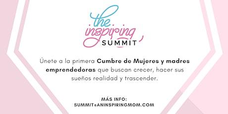 Cumbre online de sanidad espiritual y emocional para madres emprendedoras boletos