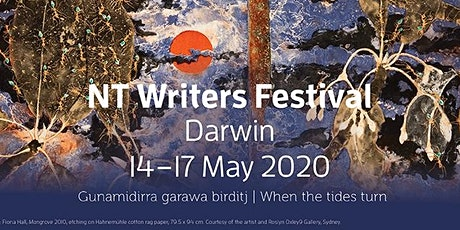NT Writers Festival - October 2020 Program Launch tickets