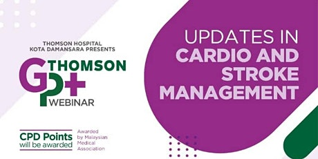 Updates in Cardio and Stroke Management tickets