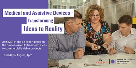 Medical and Assistive Devices – Transforming Ideas to Reality tickets