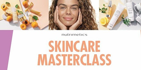 Skincare Masterclass tickets