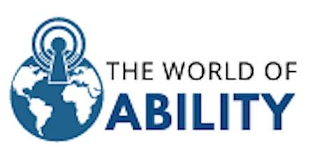 The World of Ability broadcast by Transform U! Media Network w/ AbilityMKE tickets