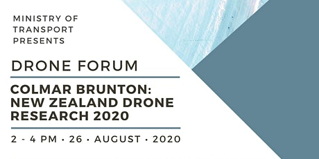 Drone Forum: Colmar Brunton Survey Presentation tickets