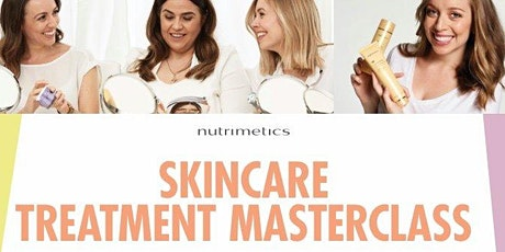 Skincare Treatment Masterclass tickets