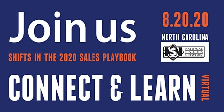 National Sales Network Raleigh+Richmond Connect & Learn 8/20/20 tickets