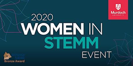 Women in STEMM: Research Symposium tickets