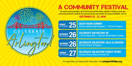 Celebrate Arlington! tickets
