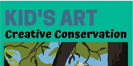 Kid's Art - Creative Conservation - BUG BADGES tickets