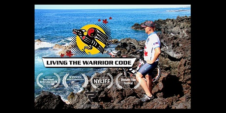 Leduc Aug 8 - 7pm Living the Warrior Code billets