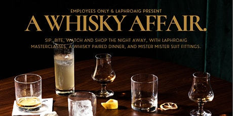 A Whisky Affair presented by Laphroaig tickets