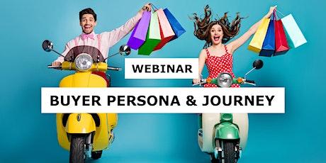 Webinar Buyer Persona & Journey, 19.08.2020 Tickets