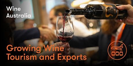 GWT&E - Introductory wine tourism and wine export online workshop tickets