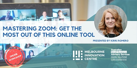 BRP: Mastering Zoom - Get the Most Out of this Online Tool tickets