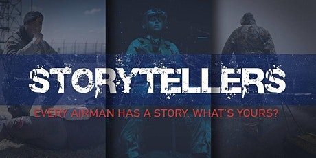Creech AFB Storytellers tickets