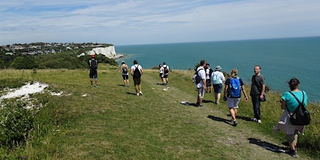 White Cliffs and Castles Historical Hiking Tour tickets