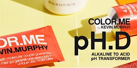 COLOR.ME by KM pH.D-värikurssi ma 31.8.20 klo 13-16 @HELSINKI tickets