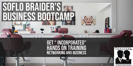 SoFLo  Braiders Business Bootcamp: Operation Desert Storm tickets