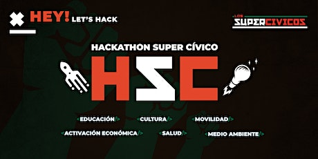Hackathon Supercivico tickets