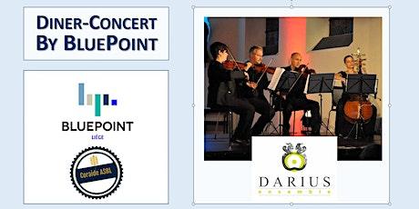 Diner Concert by BluePoint - Hommage à Ennio Moriccone - CORAIDE billets