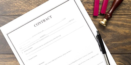 Commercial Contract Law (For Non-Legal Professionals) tickets